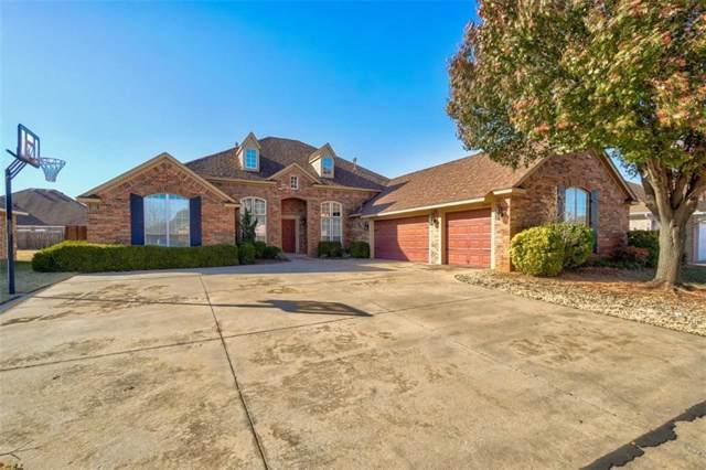 2325 Renwick Avenue, Oklahoma City, OK 73128 (MLS #890661) :: Homestead & Co