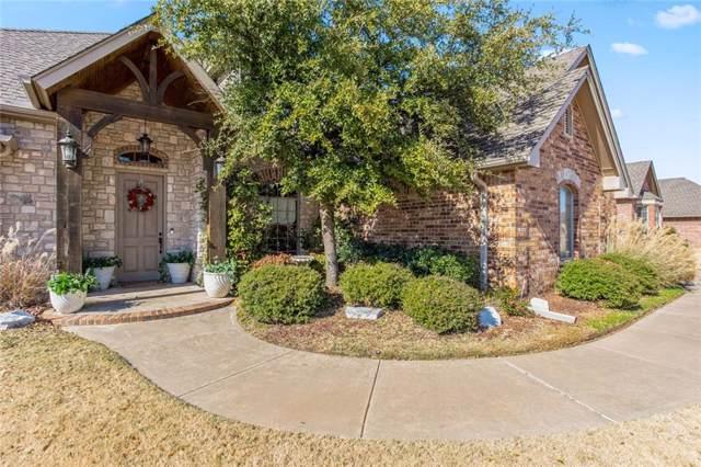 11609 Gateshead Drive, Oklahoma City, OK 73170 (MLS #890665) :: KING Real Estate Group