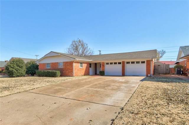 115 W Thompson Drive, Kingfisher, OK 73750 (MLS #890719) :: Homestead & Co