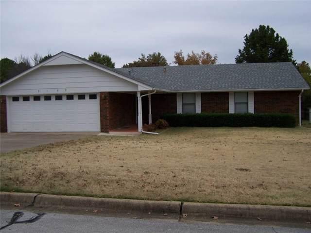 3109 E Woodside Drive, Ardmore, OK 73401 (MLS #890725) :: Homestead & Co