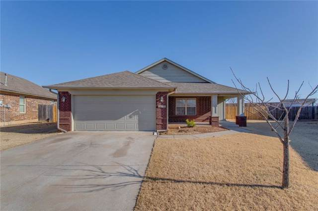 2437 Wheatland Place, Norman, OK 73071 (MLS #890736) :: Homestead & Co