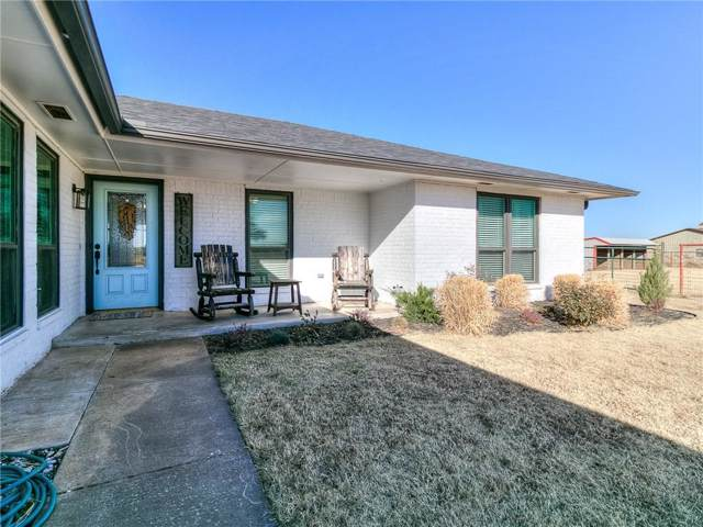 1510 County Road 1200, Tuttle, OK 73089 (MLS #890741) :: Homestead & Co