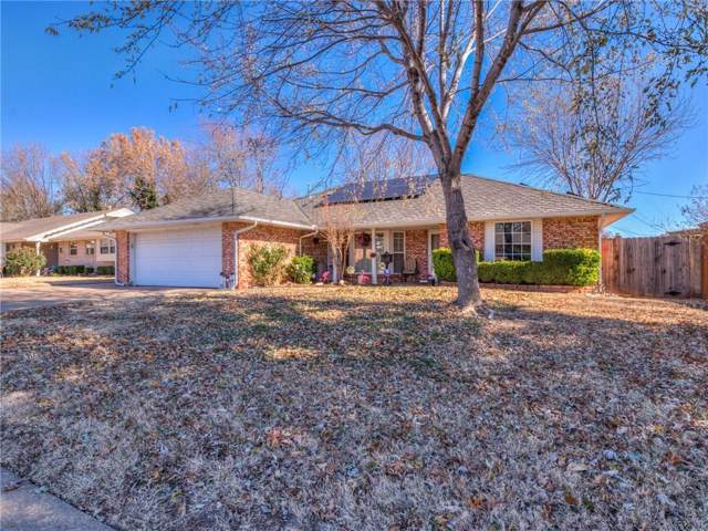 8504 S Country Club Drive, Oklahoma City, OK 73159 (MLS #890754) :: KING Real Estate Group