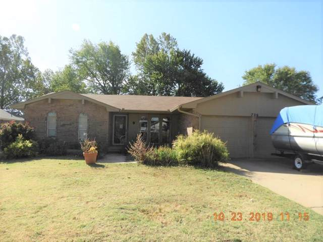 726 Wood Crest Street, Moore, OK 73160 (MLS #890761) :: Homestead & Co