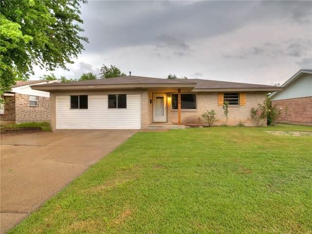 1104 Harrington Drive, Moore, OK 73160 (MLS #890768) :: KING Real Estate Group