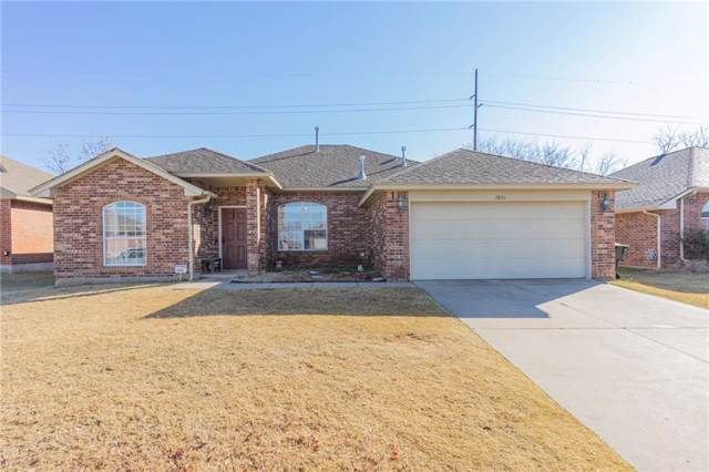 1821 Parkridge Drive, Norman, OK 73071 (MLS #890788) :: Homestead & Co