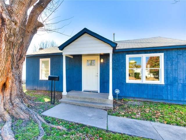 712 Dakota Street, Norman, OK 73069 (MLS #890792) :: Homestead & Co
