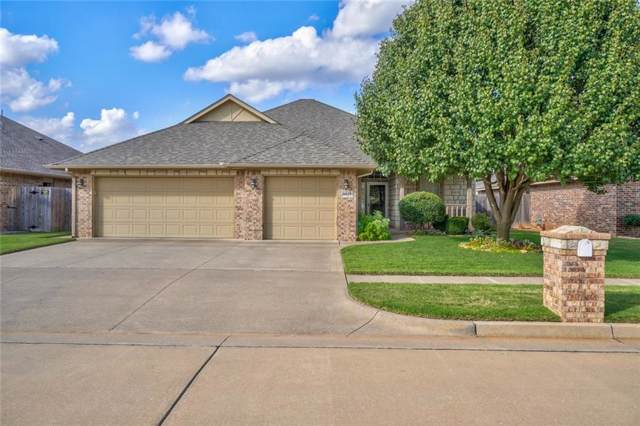8829 NW 71st Street, Oklahoma City, OK 73132 (MLS #890800) :: Homestead & Co