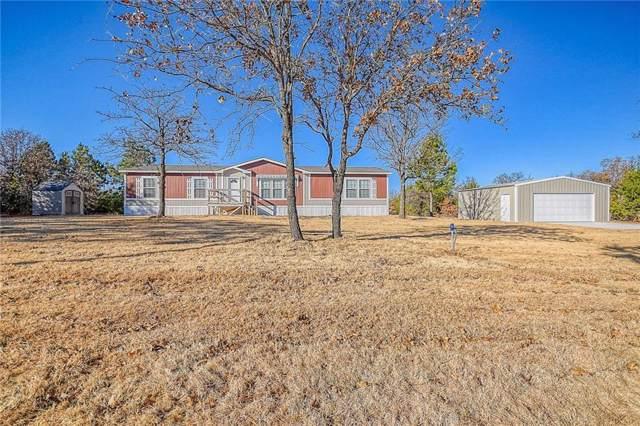 84 Vera Place, McLoud, OK 74851 (MLS #890822) :: Homestead & Co