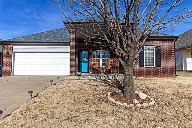 5933 SE 67th Street, Del City, OK 73135 (MLS #890836) :: Homestead & Co