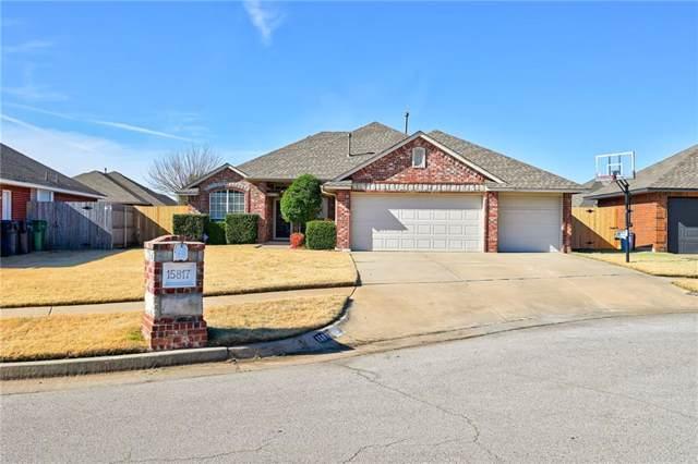15817 Breccia Road, Oklahoma City, OK 73170 (MLS #890841) :: Homestead & Co
