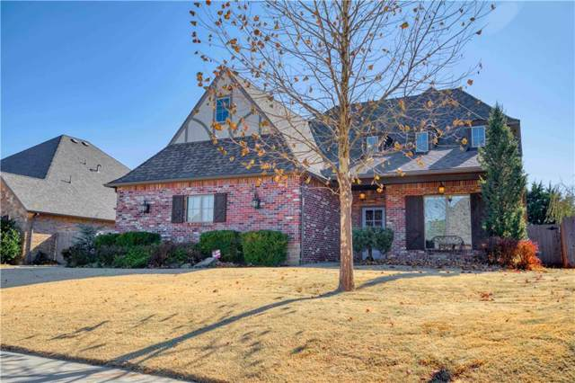 508 Idabel Bridge Circle, Edmond, OK 73034 (MLS #890856) :: Homestead & Co