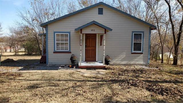 402 S Edith Street, Pauls Valley, OK 73075 (MLS #890859) :: Homestead & Co
