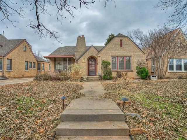 2315 NW 26th Street, Oklahoma City, OK 73107 (MLS #890870) :: Homestead & Co