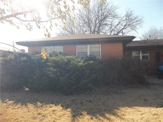 706 Vine Street, Altus, OK 73521 (MLS #890958) :: Homestead & Co
