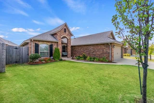 17013 Barcelona Drive, Oklahoma City, OK 73170 (MLS #890972) :: Homestead & Co