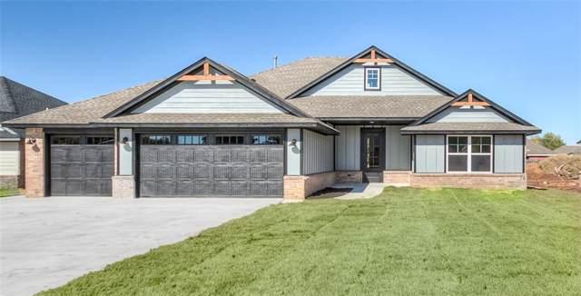 20641 Twisted Oak Road, Choctaw, OK 73045 (MLS #890986) :: Homestead & Co