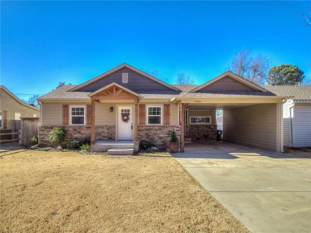 4905 N Peniel Avenue, Bethany, OK 73008 (MLS #890991) :: Homestead & Co