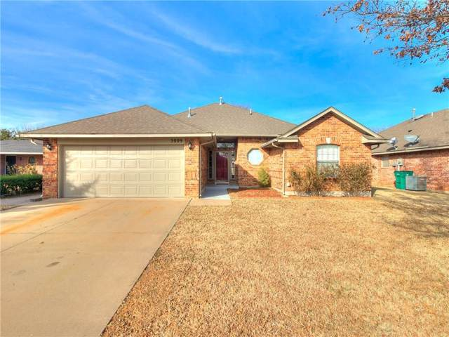 5009 SE 46th Street, Oklahoma City, OK 73135 (MLS #890996) :: Homestead & Co
