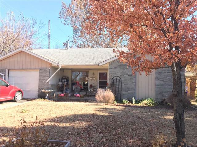 1327 Tenkiller Lane, Norman, OK 73071 (MLS #891035) :: Homestead & Co