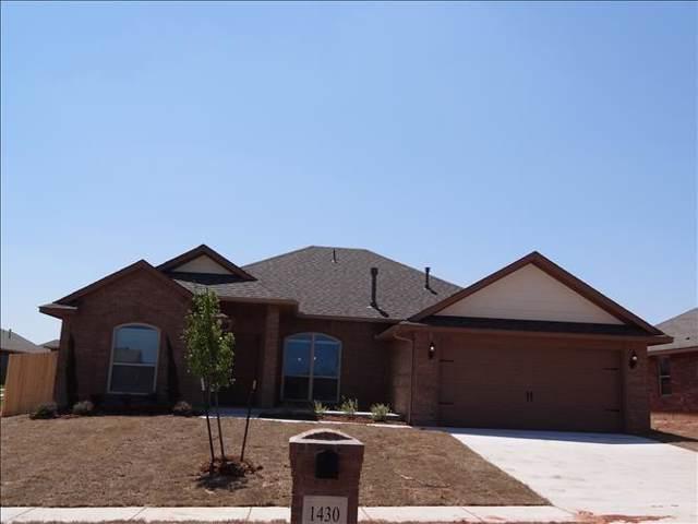 1430 Spoonwood Road, Norman, OK 73071 (MLS #891083) :: Homestead & Co