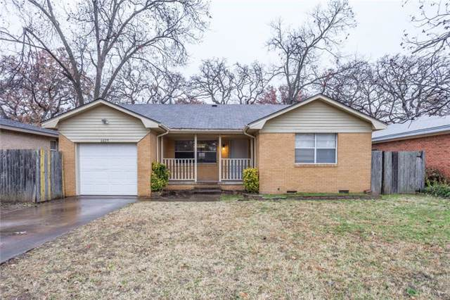 6609 NW 27th Street, Bethany, OK 73008 (MLS #891133) :: Homestead & Co