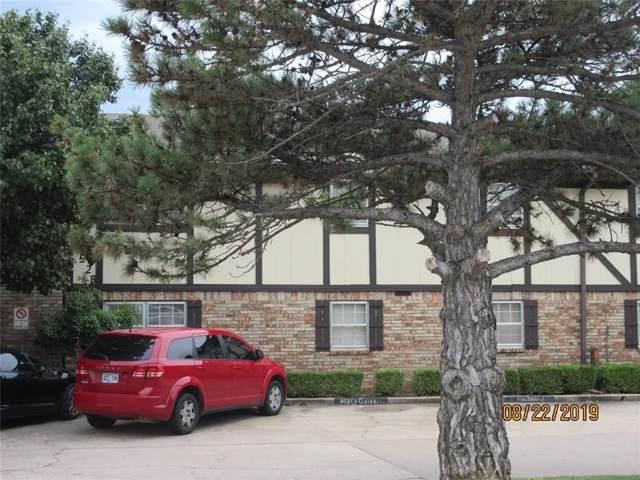 3528 NW 51st Street #103, Oklahoma City, OK 73112 (MLS #891190) :: Homestead & Co
