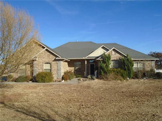 428 Summer Valley Road, Blanchard, OK 73010 (MLS #891202) :: Homestead & Co