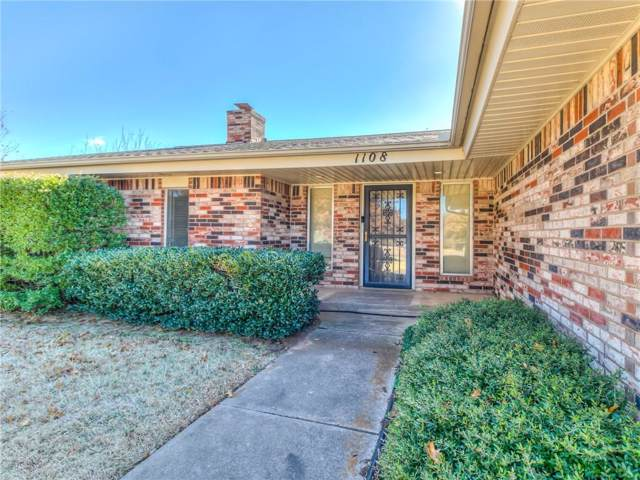 1108 Mesa Trail, Edmond, OK 73025 (MLS #891210) :: Homestead & Co