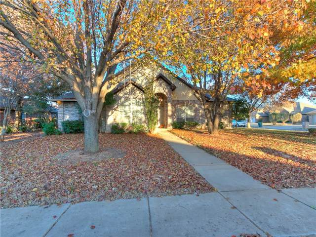 1800 W Duckhawk Court, Edmond, OK 73003 (MLS #891211) :: Homestead & Co