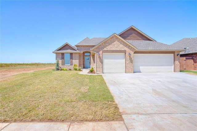 1231 Auburn Circle, Piedmont, OK 73078 (MLS #891213) :: Homestead & Co