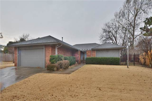 7105 Lakeway Circle, Warr Acres, OK 73132 (MLS #891235) :: Homestead & Co