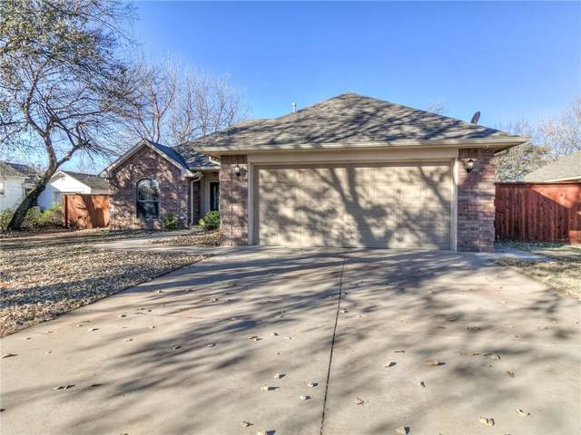 503 SW 4th Street, Tuttle, OK 73089 (MLS #891236) :: Homestead & Co