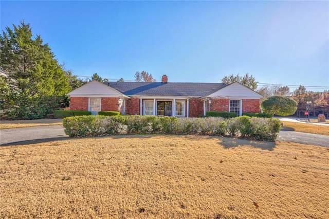 1601 Randel Road, Nichols Hills, OK 73116 (MLS #891254) :: Homestead & Co