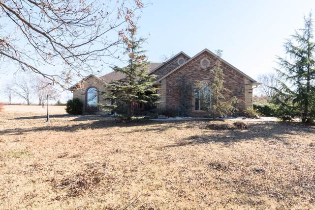 109 Cody Road, Earlsboro, OK 74840 (MLS #891258) :: Erhardt Group at Keller Williams Mulinix OKC