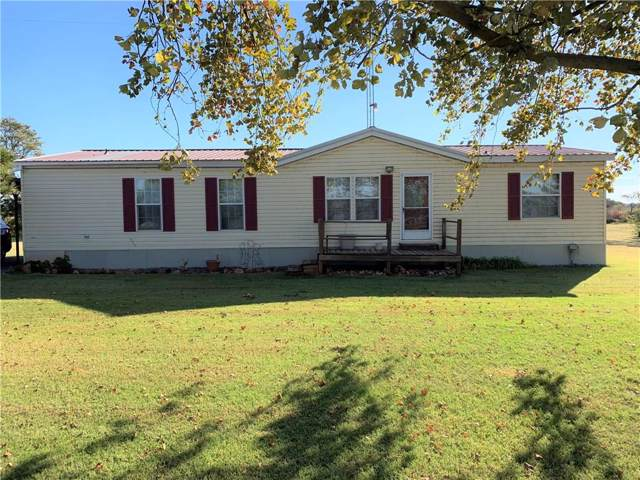 11306 N 2235 Roads, Bessie, OK 73622 (MLS #891259) :: Homestead & Co