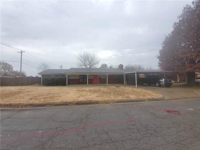 1204 SW 62 Street, Oklahoma City, OK 73139 (MLS #891268) :: KING Real Estate Group