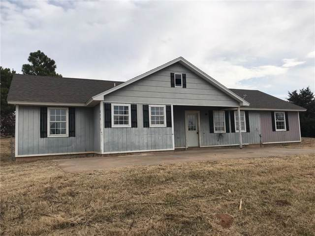 482 County Road 1399, Chickasha, OK 73018 (MLS #891287) :: Homestead & Co