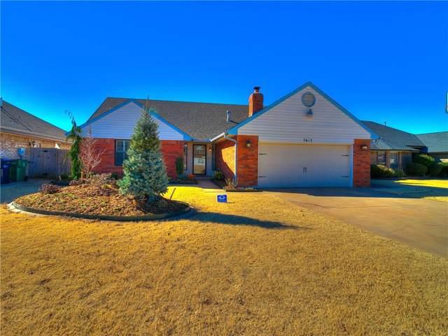 5613 Lanceshire Lane, Oklahoma City, OK 73135 (MLS #891303) :: Homestead & Co