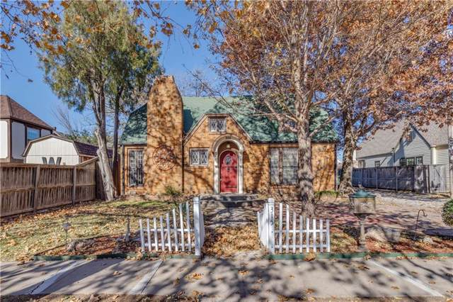 315 Emelyn Street, Norman, OK 73071 (MLS #891306) :: Homestead & Co