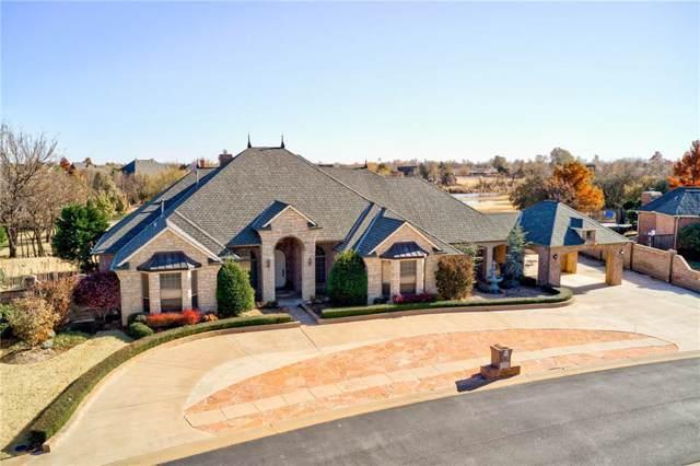 8308 NW 125th Street, Oklahoma City, OK 73142 (MLS #891309) :: KING Real Estate Group
