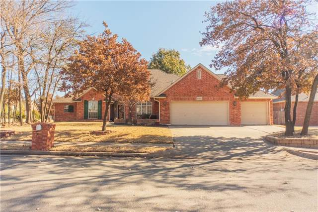 2932 Ashecroft Drive, Edmond, OK 73034 (MLS #891311) :: Homestead & Co