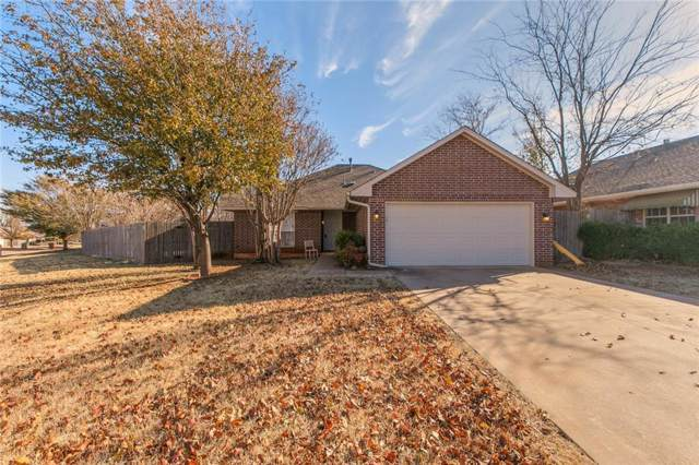 6010 Fox Run Way, Oklahoma City, OK 73142 (MLS #891314) :: KING Real Estate Group