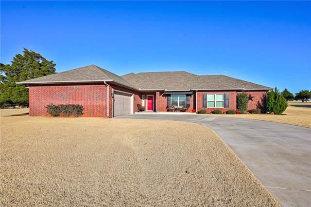 1700 Cedar Valley Manor, Guthrie, OK 73044 (MLS #891340) :: Homestead & Co
