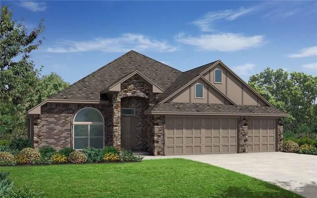 1013 SW 141st Street, Oklahoma City, OK 73170 (MLS #891361) :: Homestead & Co