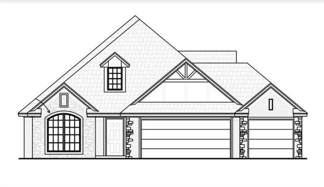 1017 SW 141st Street, Oklahoma City, OK 73170 (MLS #891362) :: Homestead & Co