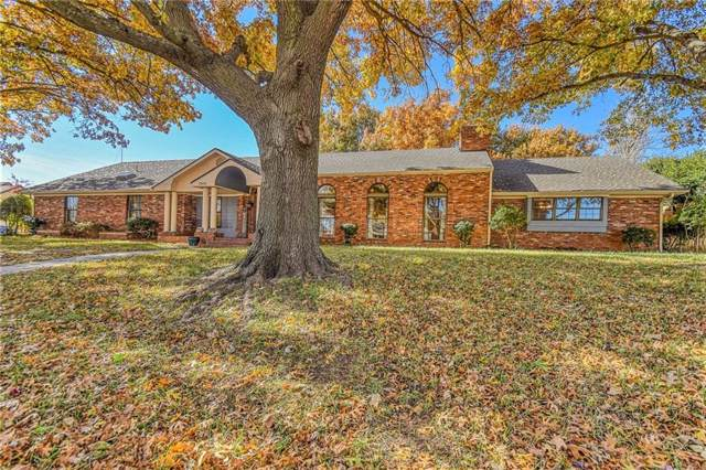 2810 Country Club Drive, Chickasha, OK 73018 (MLS #891383) :: Homestead & Co