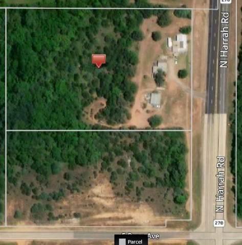 105 N Harrah Road, Harrah, OK 73045 (MLS #891392) :: Homestead & Co