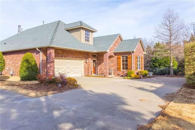 3816 Cottage Lane, Edmond, OK 73013 (MLS #891428) :: Homestead & Co