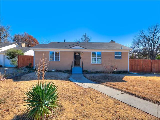 1416 Oxford Way, Oklahoma City, OK 73120 (MLS #891432) :: Homestead & Co